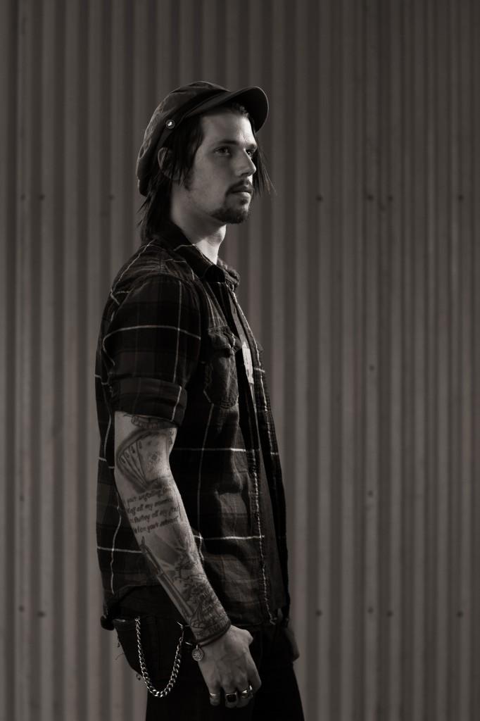 Fashion Portraits - Zach Gray 5