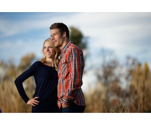 Perfectly Light Couples Outdoors - Final Outdoor Image 2