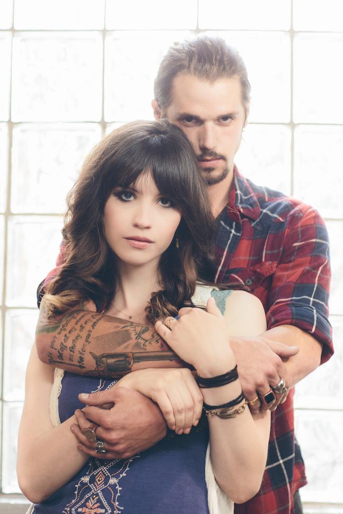 Zach and Jody - Portrait 6