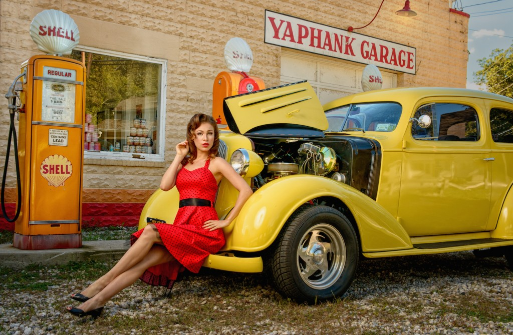 Modern Pin-Up Photography 12