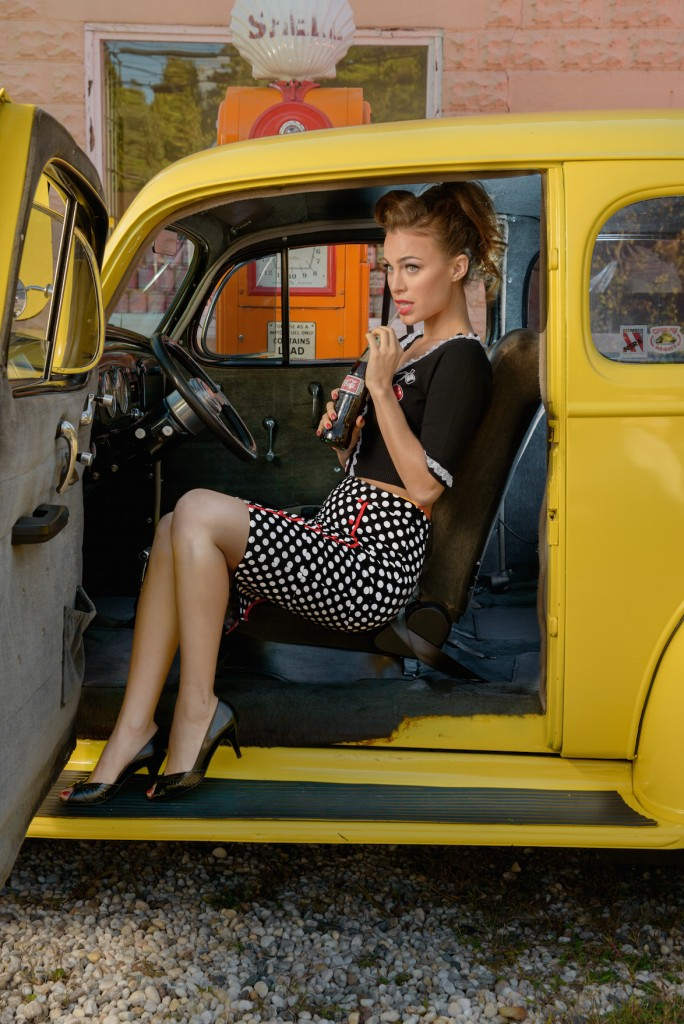 Modern Pin-Up Photography 11