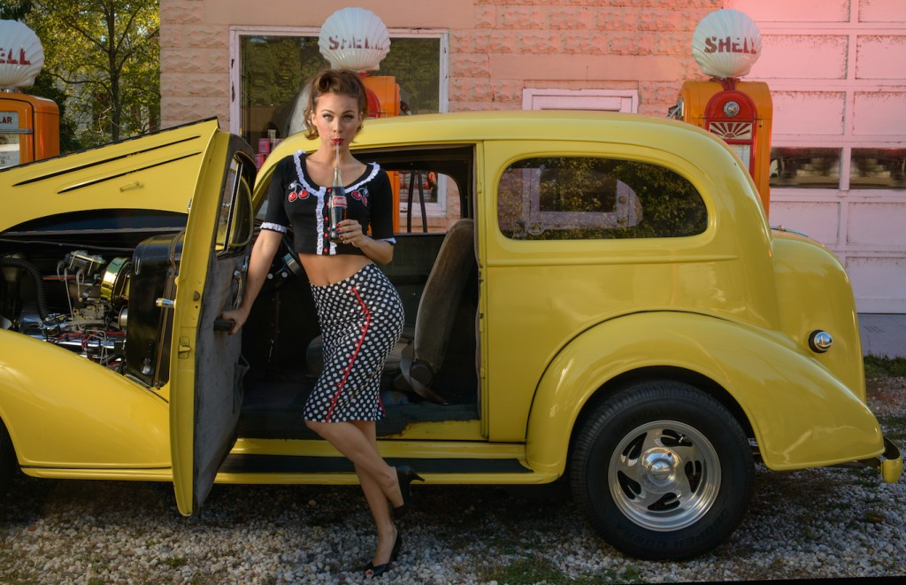 Modern Pin-Up Photography 10