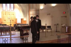 Jim Schmelzer demonstrates lighting for a wedding: Part 2 by .