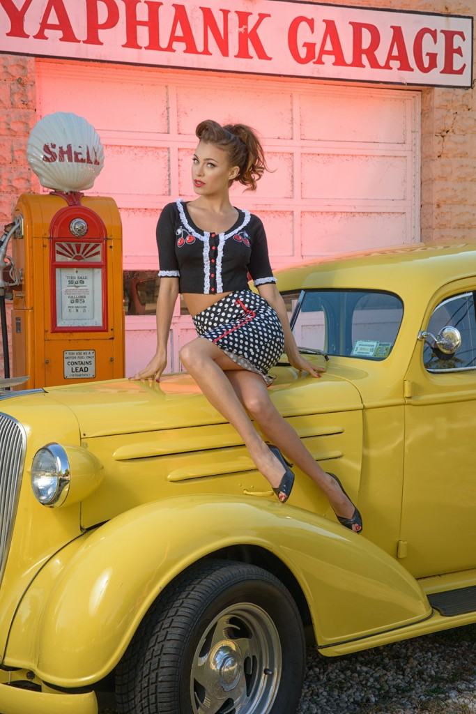Modern Pin-Up Photography 7
