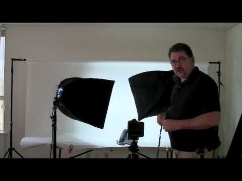Product Photography with a Spiderlite TD5