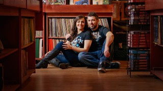 Record Store Engagement Session with Benny Migs and the Rapid Box
