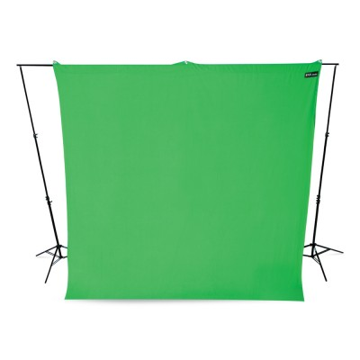 1306 400x400 Westcotts Wrinkle Resistant Green Screen Backdrop