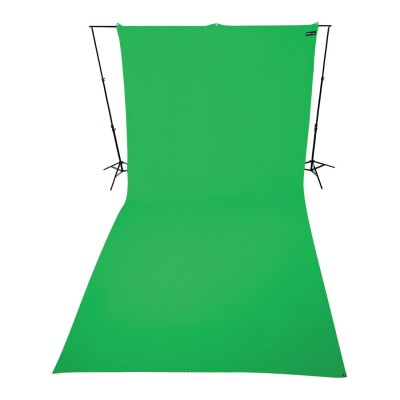 1322 400x400 Westcotts Wrinkle Resistant Green Screen Backdrop