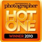 hot award 150x150 uLites Hot One Winner!