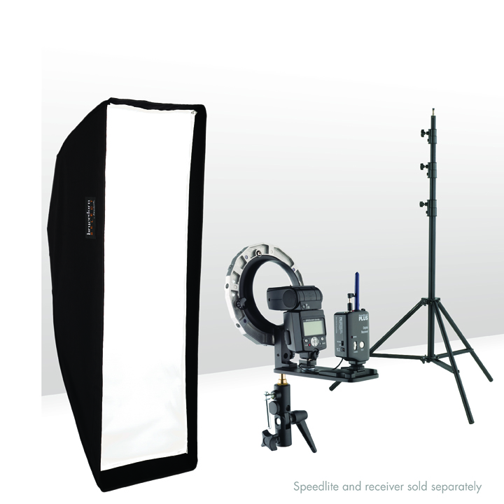 Speedlite 3web Westcott Launches NEW Commercial
