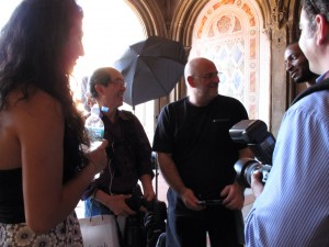 CP6 300x225 B&H, Canon & Westcott host Rick Sammon NYC Event in Central Park