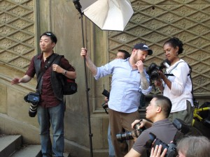 CP8 300x225 B&H, Canon & Westcott host Rick Sammon NYC Event in Central Park