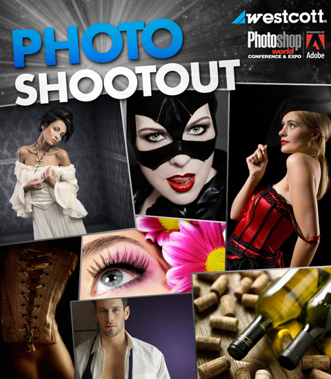 Shootout Booth Westcott Photo Shootout at PSW Vegas!