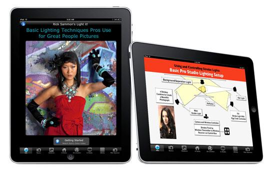 s master light it Rick Sammon's Light It! iPad App Now Available