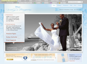 Screen shot 2011 03 25 at 12.33.19 PM 300x223 Disneys First Bridal Showcase by Rick Ferro
