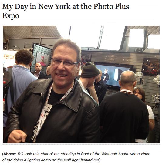 Screen shot 2011 10 31 at 4.18.27 PM PDN PhotoPlus 2011 Recap