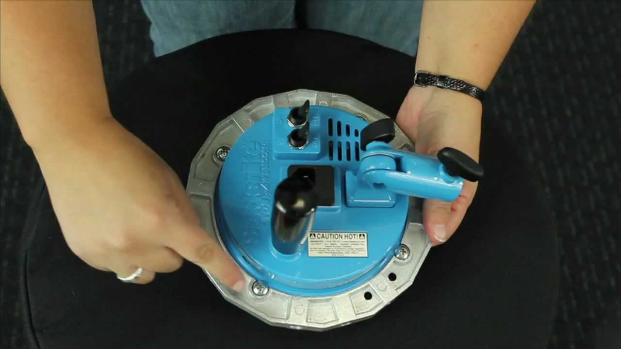 Attaching an Adapter Ring to a Spiderlite TD3