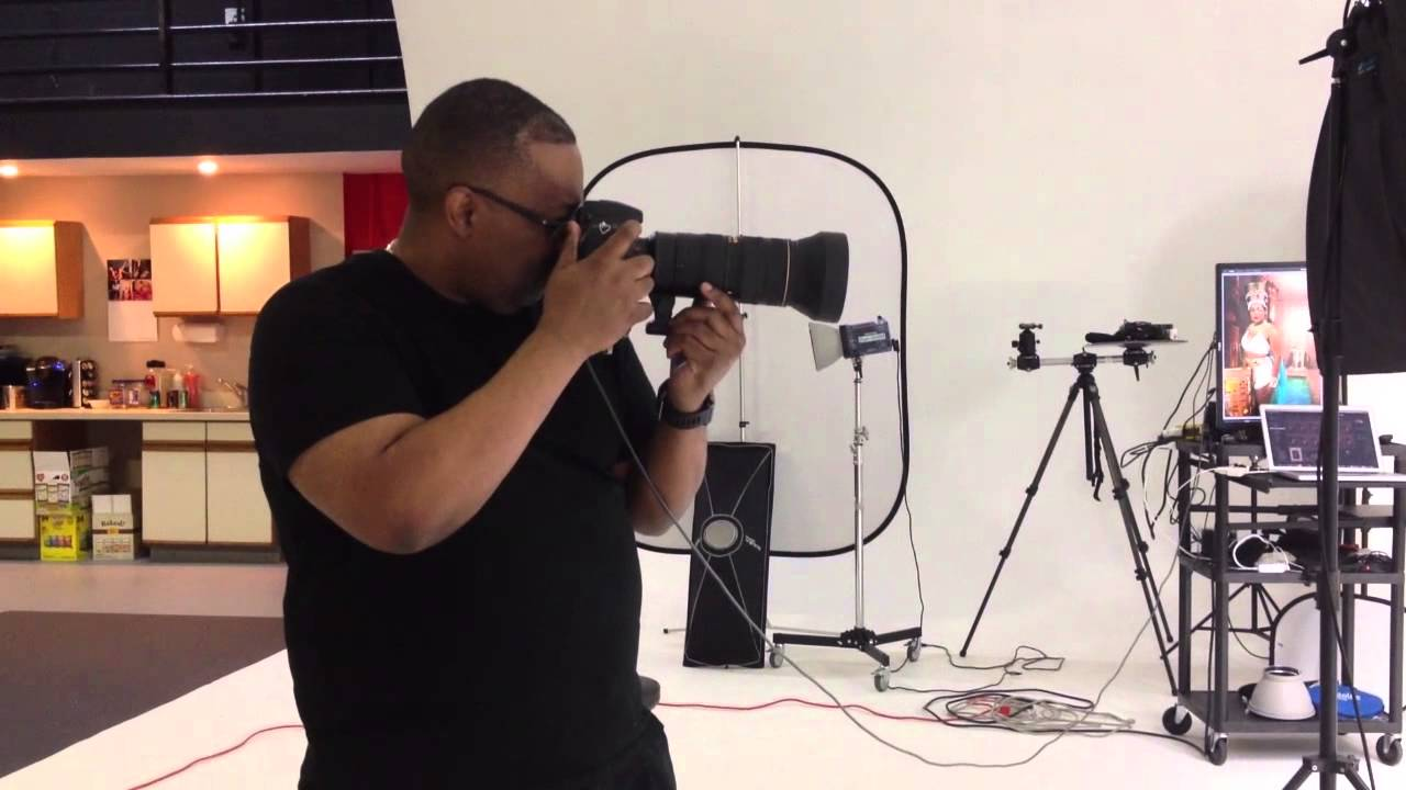 Continuous Lighting Tips using the Spiderlite TD6