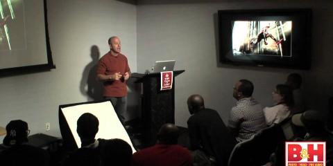 Joel Grimes: Building the Dramatic Portrait