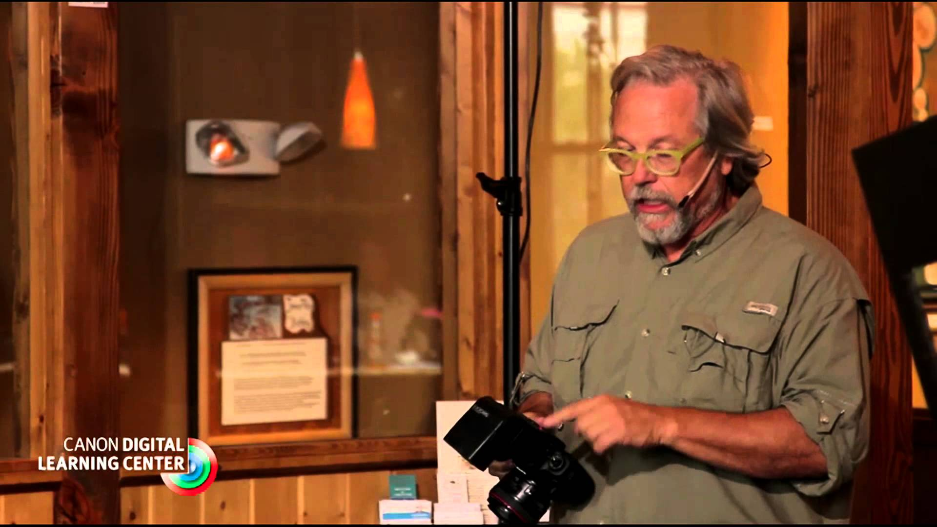 Bruce Dorn: Portraits with Speedlites (Part 5)