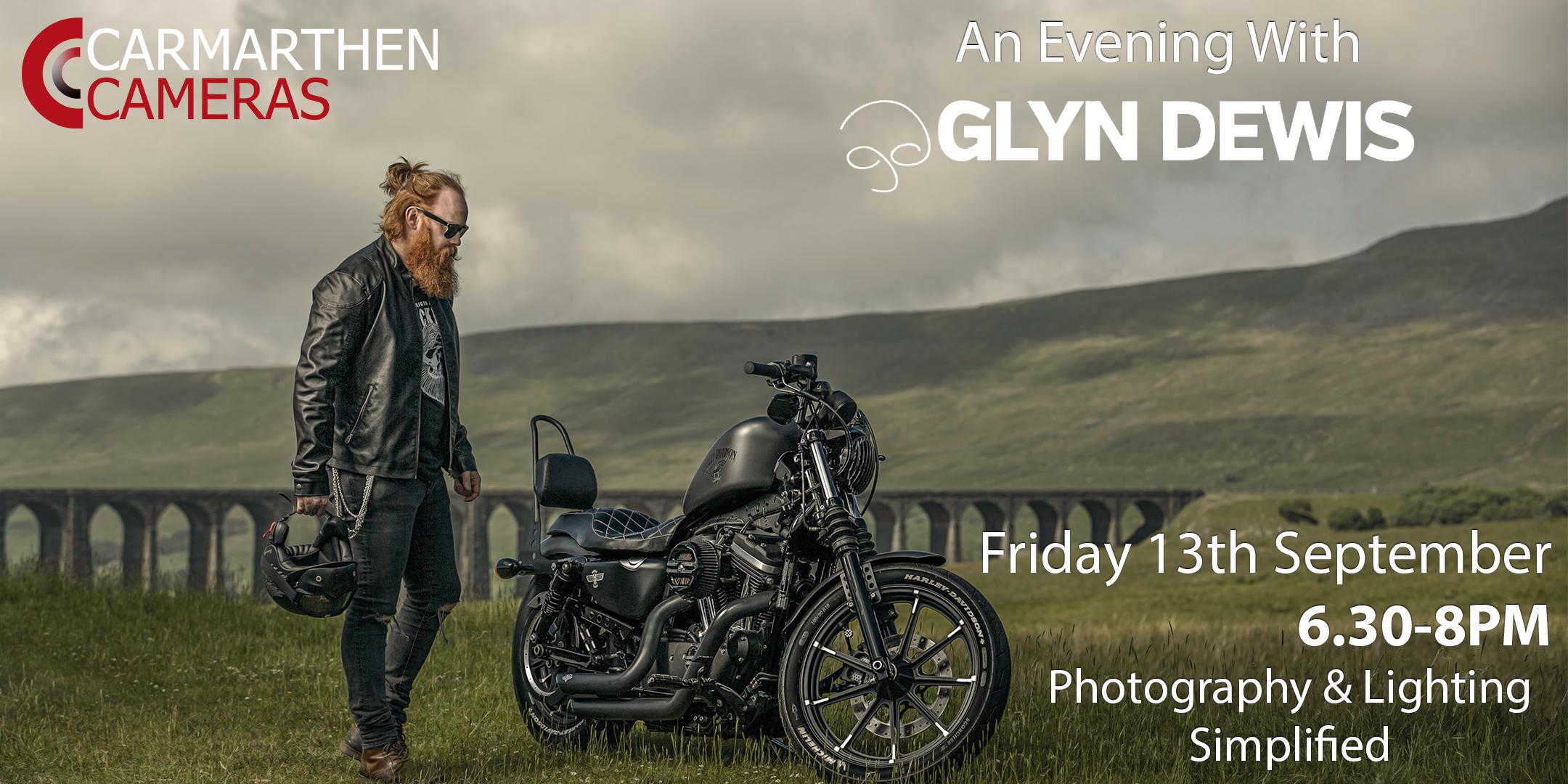 Glyn Dewis Event