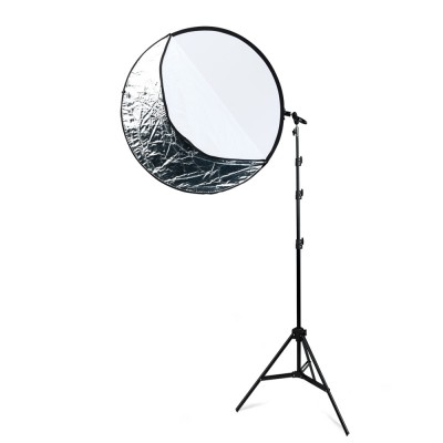 304 silver2 1 400x400 Real Deal Review: Five in One Reflector Kit