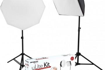 ulite 2-light kit