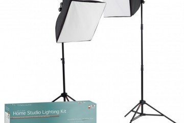 Home Studio Lighting Kit