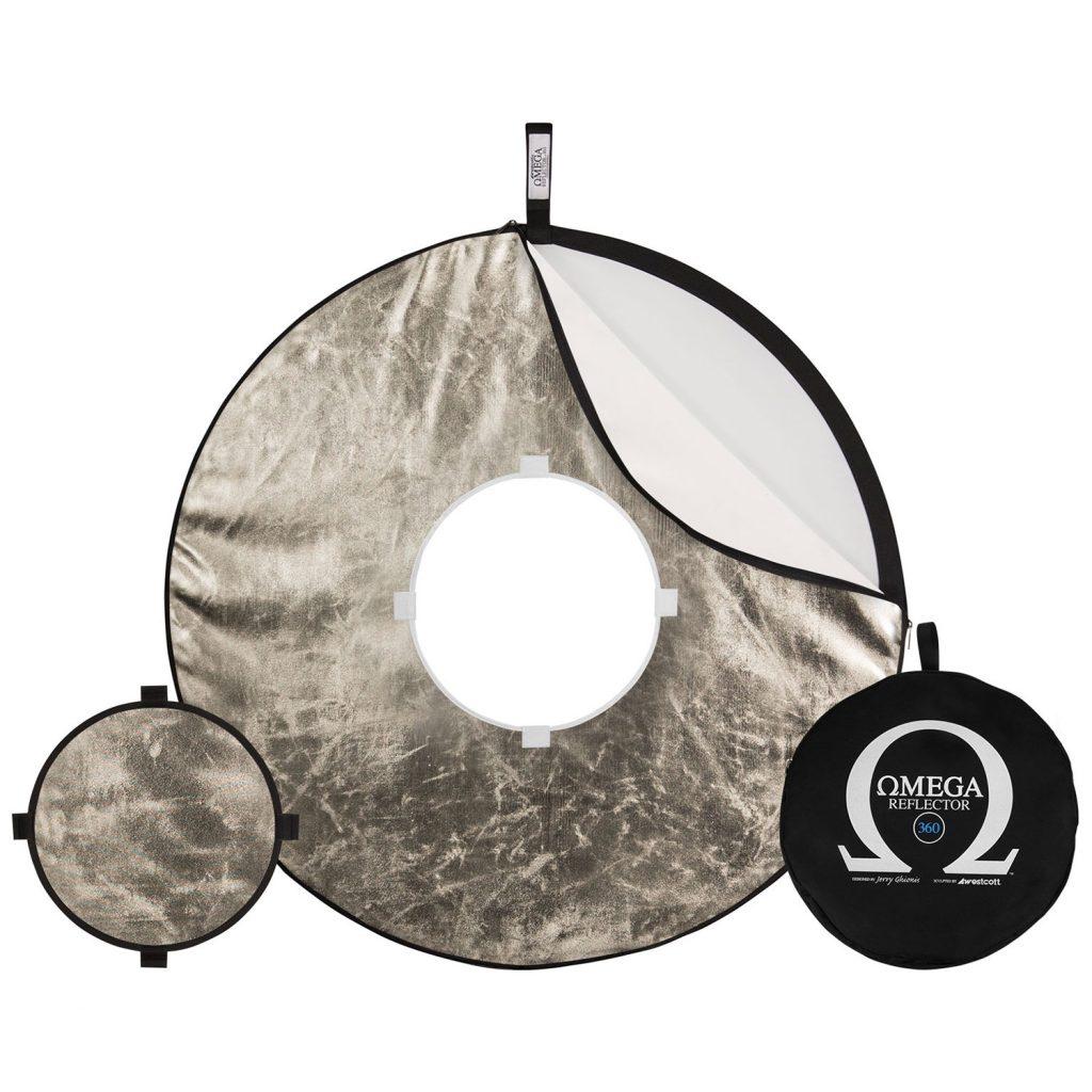 Westcott Omega 360 Reflector Giveaway