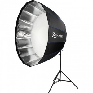 Zeppelin Deep Parabolic Light Modifiers