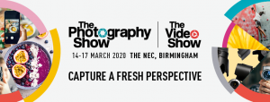 THE PHOTOGRAPHY SHOW 2020