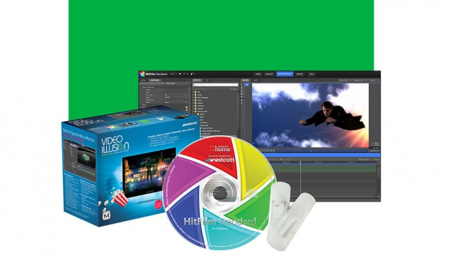 Enter to Win a Green Screen Video Kit