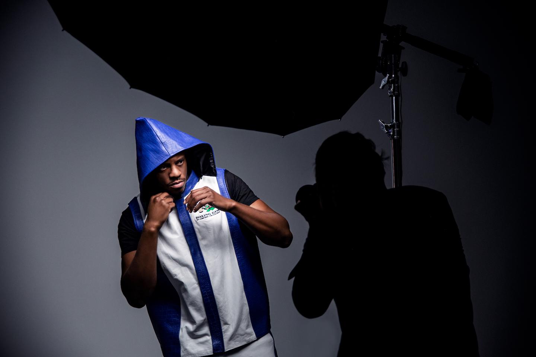 Photographing Athletes - Lighting Setup
