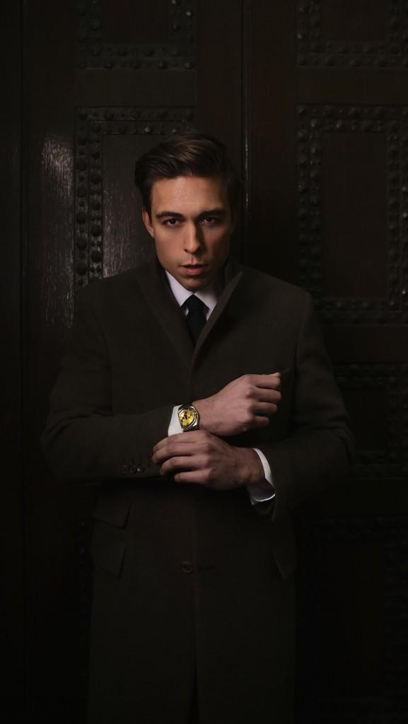 Andrew Tomasino Fashion Editorial