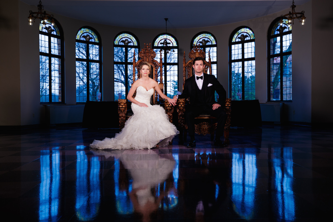 Modern Wedding Portraits by Bob Davis (2)