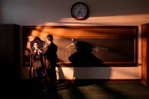 Groom Portraits by Bob Davis - 1