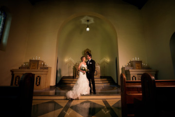 Wedding Lighting Portrait 3