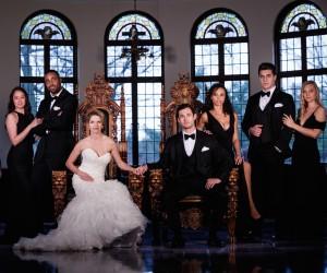 Modern Wedding Portraits by Bob Davis (7)