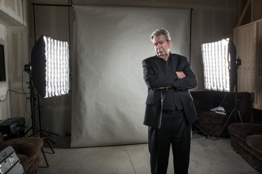 BTS PawnStars Michael Herb 1024x682 Celebrity Portraits with the Westcott Background Support System