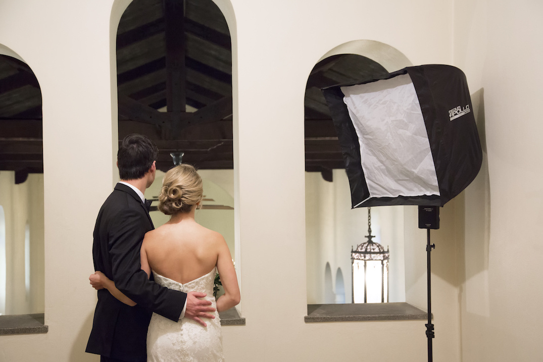 Run-and-Gun Wedding Lighting with Bob Davis 1