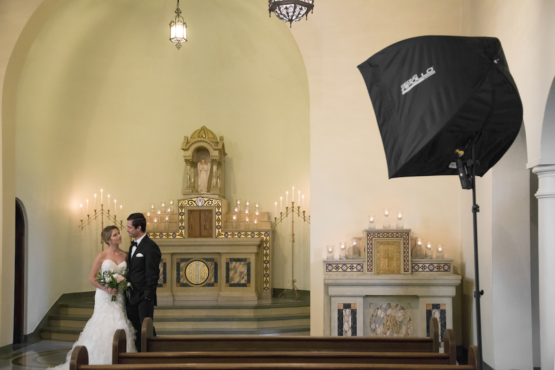 Run-and-Gun Wedding Lighting with Bob Davis 2