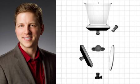 Brian Tetrault XDrop 02 GradientBG 450x271 Review: X Drop Backdrop System