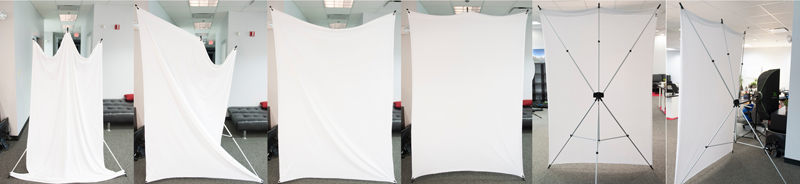 Brian Tetrault XDrop BTS 02 Review: X Drop Backdrop System