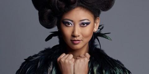 Studio Fashion Photography Portrait 1