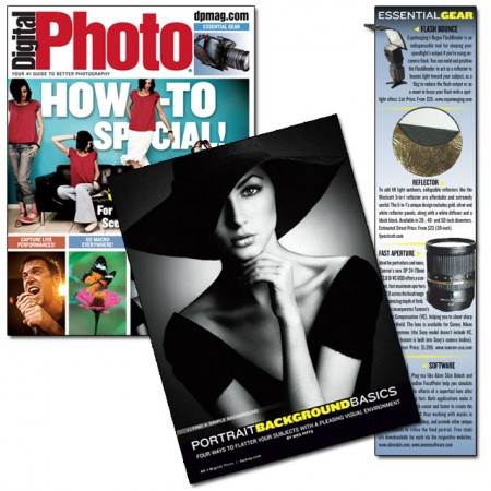 DPMag201208 450x450 Westcott Basics Reflector Receives Essential Gear Highlight