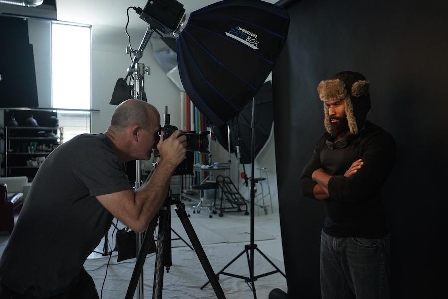 Behind the Scenes with Joel Grimes
