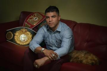 Portrait by Hernan Rodriguez