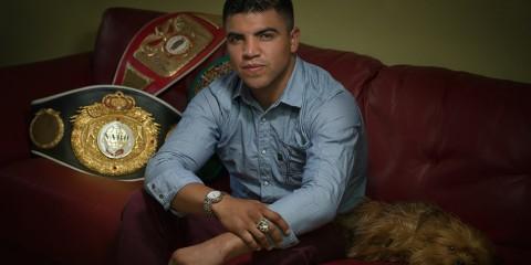 Hernan Rodriguez 2015 Celebrity Portrait
