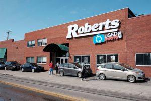 Lighting Workshops at Roberts Camera