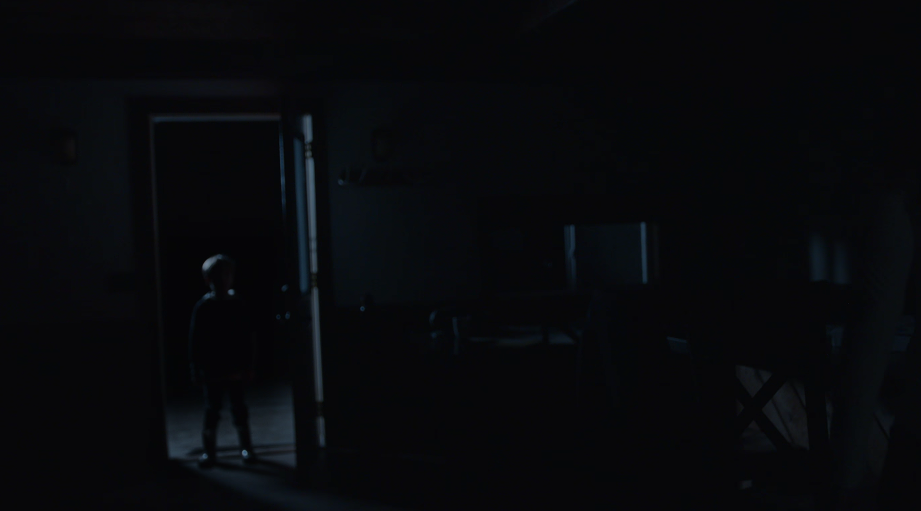 Interior Lighting for Horror Film - Moonlight